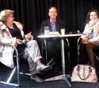 Toril Brekke, Thomas Hylland Eriksen og Mahmona Khan