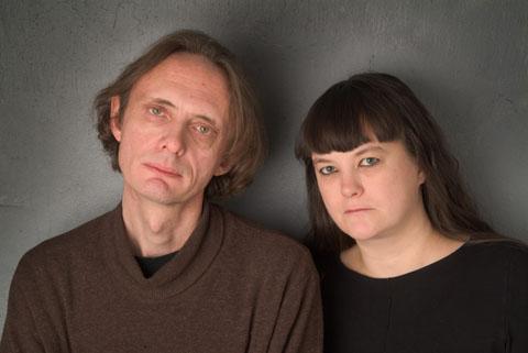 Elin Brodin og Henning Hagerup