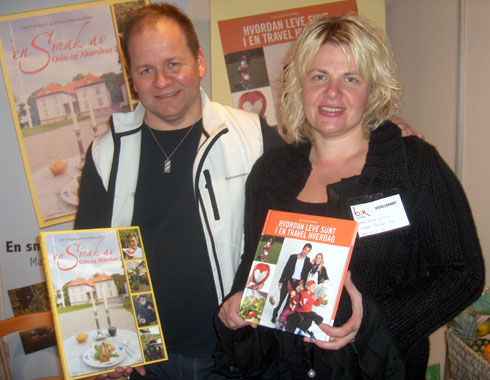 Tommy Tindlund og Linda Jarleskog