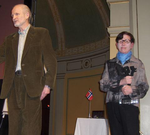 Kari og Kjell Risvik