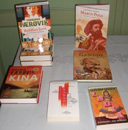Torbjørn Færøviks bøker