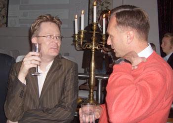 Jan Arild Snoen og Lars Peder Nordbakken